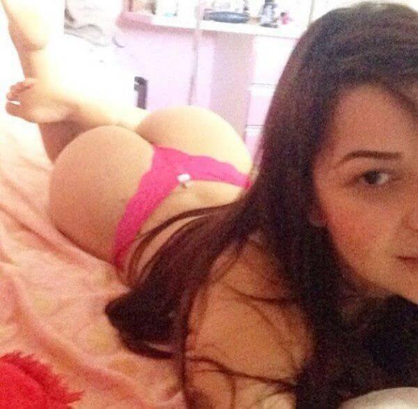 butt selfies